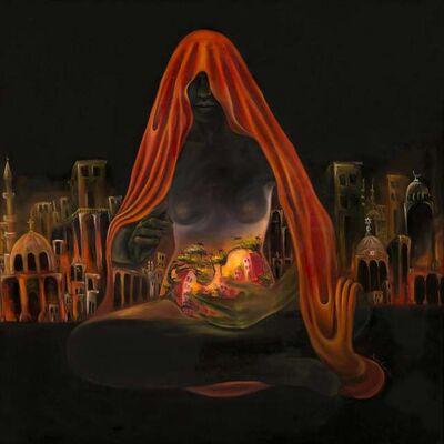 Fatma Avcılar, 'Peace in the Womb', 2016