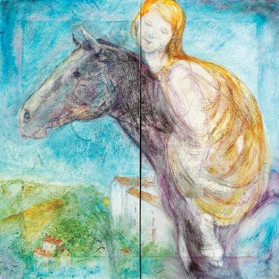 Marian Bingham, 'Godiva', 2010-2011