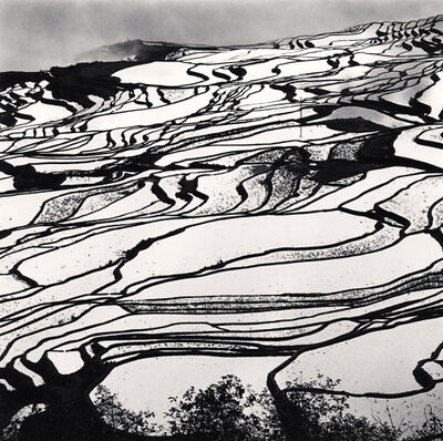 Michael Kenna, 'Yuanyang, Study 2, Yunnan, China', 2013