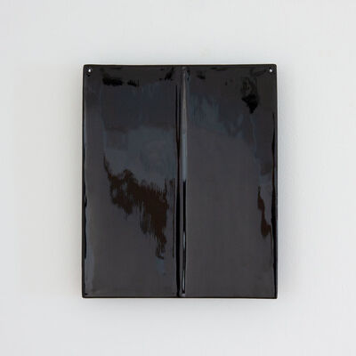 Joachim Bandau, 'untitled, 2008 / Black', 2008