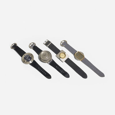 Jaeger, 'Wristwatches from the Espace Watch Line, Set of Four', 1971