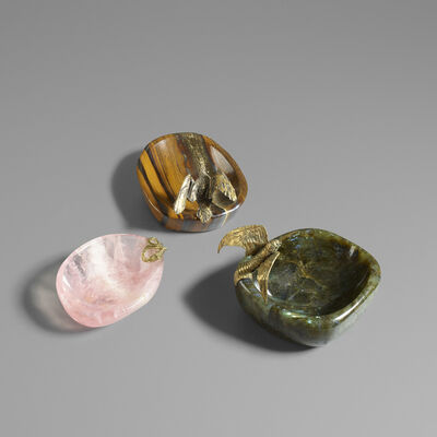Chaumet, 'Collection of Three Dishes', c. 1955