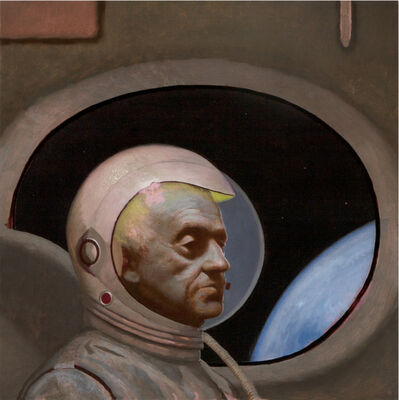 Bo Bartlett, 'Andy in Space', 2020