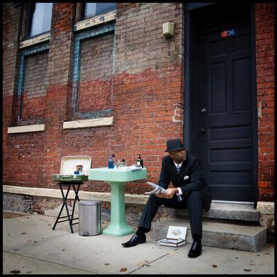 Clifton Henri, 'My Sunday Hustle', 2010