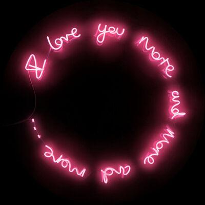 Lauren Baker, 'Lauren Baker, I Love You More', 2020
