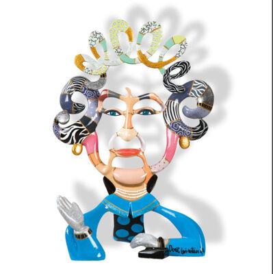 Dorit Levinstein, 'Queen Elizabeth', 2017