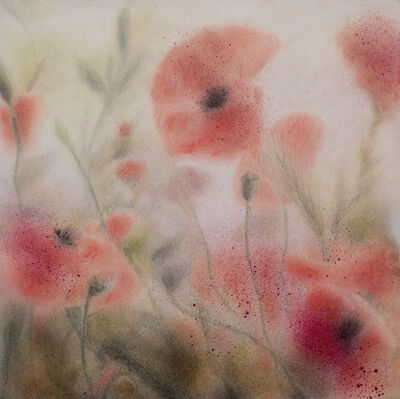 Eliana Marinari, 'Flower Symphony Nr. 6', 2019