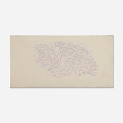 Robert Goodnough, 'Purple on Pink', 1974