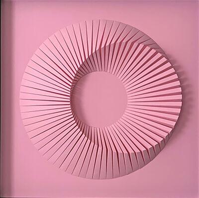 Yossi Ben Abu, 'Eclipse (Pink)', 2018