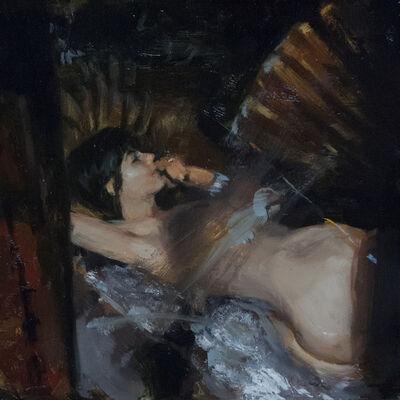 Nadezda, 'In the Shadows She Hides', 2016