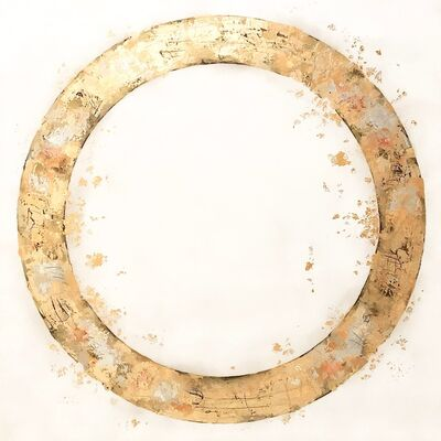 Takefumi Hori, 'Circle No. 125'