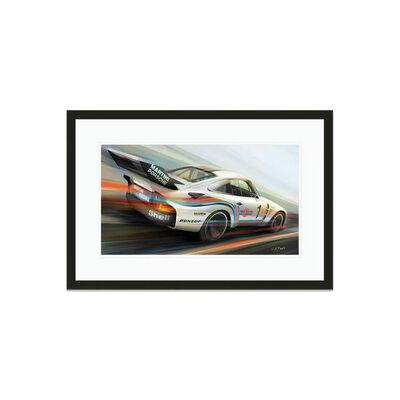 Frederic Dams, 'Martini Racing Porsche 935 | Automotive', 2018
