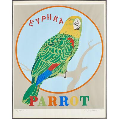 Robert Indiana, 'Parrot', 1971