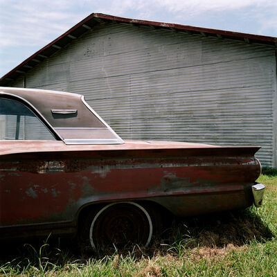 Allison V. Smith, 'Fairlane. 2017. Honey Grove, Texas. ', 2017
