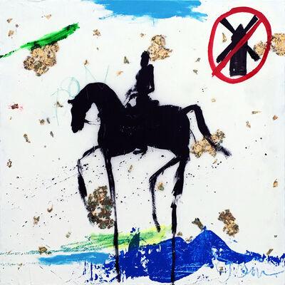 Michael Gorman, 'Horsemen #2', 2017