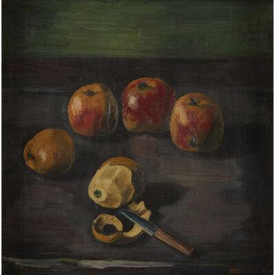 Max Pechstein, 'Äpfel', circa 1928