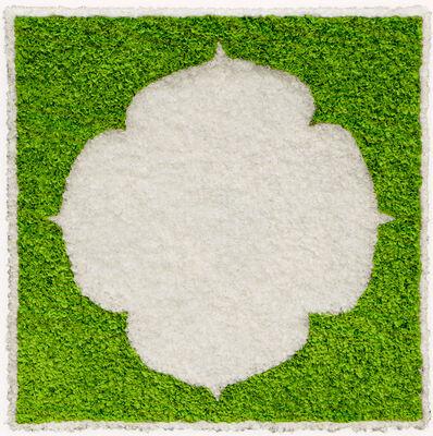 Lore Bert, 'Lotus Flower (Green) (Lotusblute [Grun])', 2010
