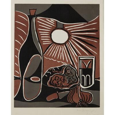 Pablo Picasso, 'Nature Morte à la Bouteille'