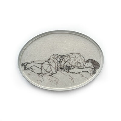 Melanie Bilenker, 'Sunday Afternoon (Brooch)', 2020