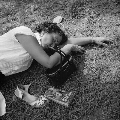 Vivian Maier, 'Central Park, NY', 1954