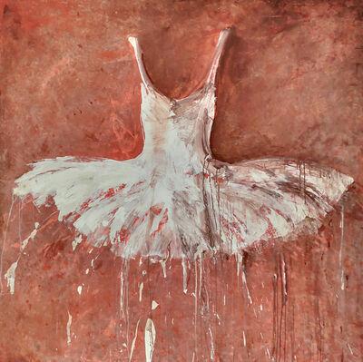 Ewa Bathelier, 'Afternoon in Siena', 2021