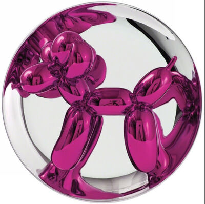Jeff Koons, 'Balloon Dog - Magenta ', 2015