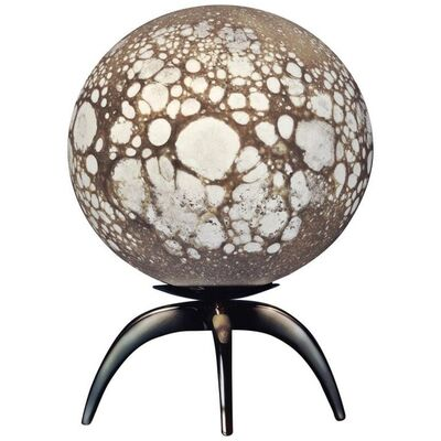 Ludovic Clement d'Armont, 'Moon Sculpted Table Lamp by Ludovic Clément d'Armont', 2019