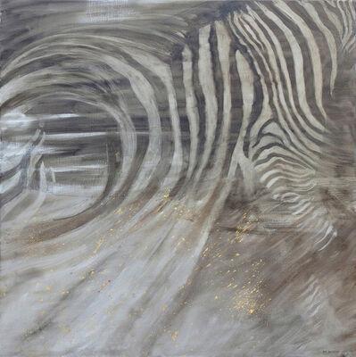 Kay Jackson, 'Running Zebra', 2017