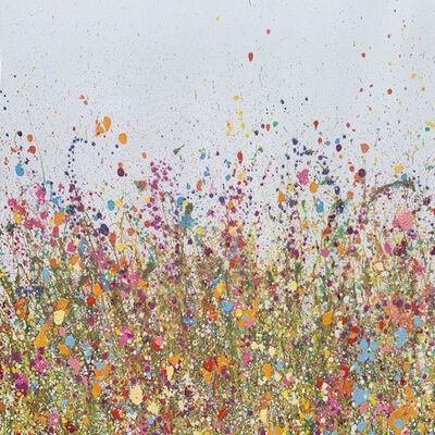 Yvonne Coomber, 'You Make My Heart Feel Like Sparkling Champagne', 2019