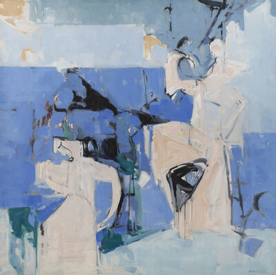 Paul Kallos, 'Composition', 1963