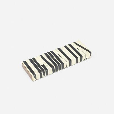 Piero Fornasetti, 'Cigarette box', c. 1955