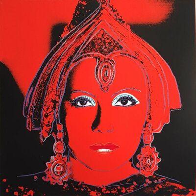 Andy Warhol, 'Myths: The Star II.258', 1981