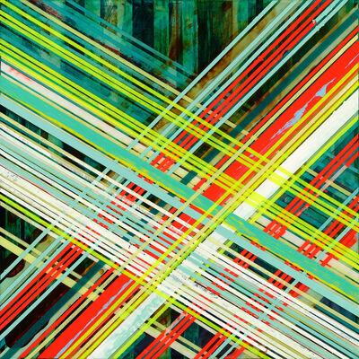 Nina Tichava, 'Weaving 1421 (Diamond)', 2014