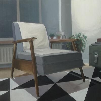 """Mantas Daujotas, '""""Arm Chair In Bazilijonai Street""""', 2017"""