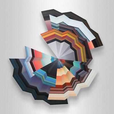 Laura Payne, ' Untitled 21 (Radial Series)', 2019
