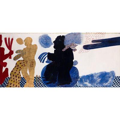 Alekos Fassianos, 'Petite suite anachronique ou la vie d'Anastasios en 24 heures', 1970
