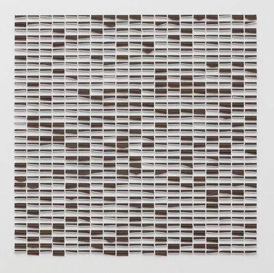 Jac Leirner, ''Skin (Rizla Liquorice)'', 2013