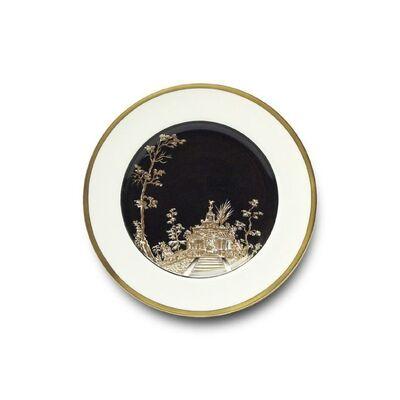 Pinto Paris, 'Vieux Kyoto - Dessert Plate', 2019