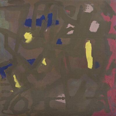 Perle Fine, 'Untitled (Prescience)', 1950