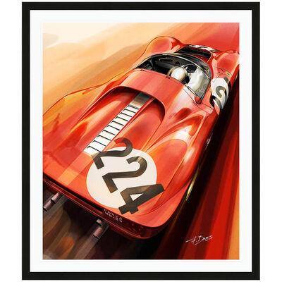 Frederic Dams, 'Ferrari 330 P4 | Automotive | Car', ca. 2017
