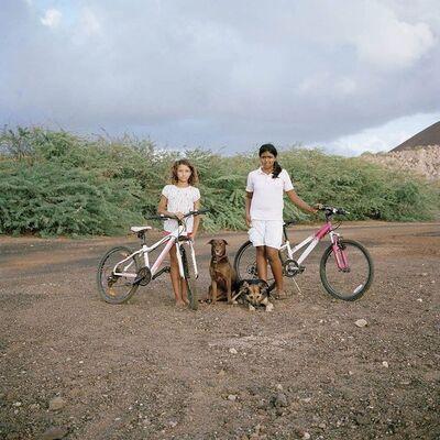 Jon Tonks, 'Girls & Bikes'
