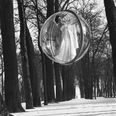 Melvin Sokolsky, 'In Trees, Paris', 1963