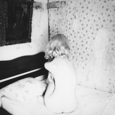 Marianna Rothen, 'Mrs Dubinbaum, from the series 'Shadows in Paradise'', 2015