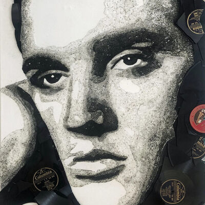 Ben Riley, 'Elvis', 2019