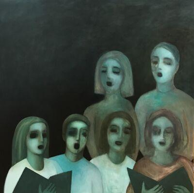 Ayse Wilson, 'Chorus', 2019