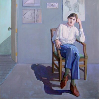 William Theophilus Brown, 'REDUCED FROM $45,000 - Portrait of Bill Imhoff ', 1970
