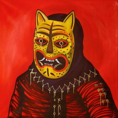 Saner, 'El reflejo de un loco', 2014
