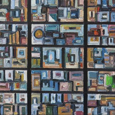 Ralph Fleck, 'American City 13 IV ', 2020