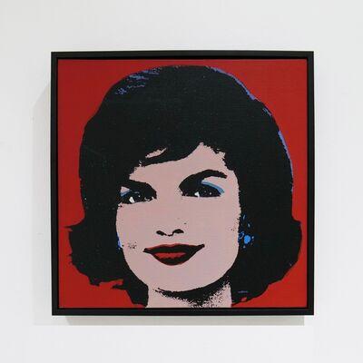 Louis Waldon, 'Jackie (Red', ca. 1990