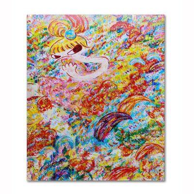 Ayako Rokkaku, 'MAGIC HAND', 2020